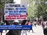 Unjuk Rasa di Chile Semakin Meluas