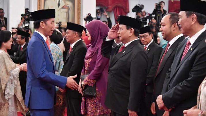 Kemenhan memiliki dua nahkoda baru. Prabowo Subianto sebagai Menteri, dan Sakti Wahyu Trenggono sebagai Wakil Menteri.