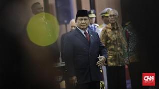 Menhan Malaysia dan Prabowo Bahas Soal Ibu Kota Baru