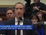 Libra Dianggap Berbahaya, Mark Zuckerberg Dicecar Kongres AS
