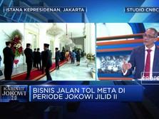 Tren Bisnis Jalan Tol META di Periode Jokowi 2.0