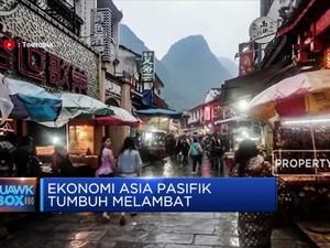 Walaah, IMF Pangkas Proyeksi PDB Asia!