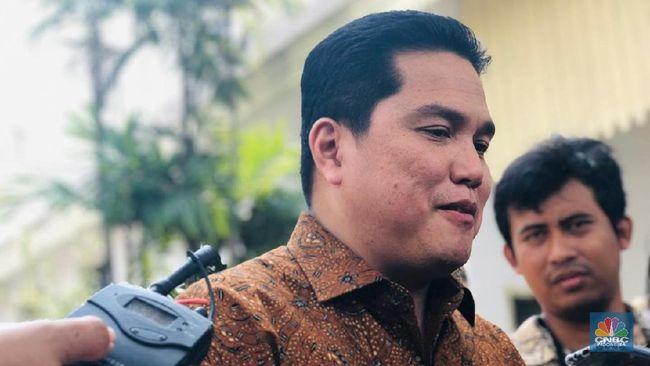TINS Erick Mau Ganti Direksi Timah, Asing Keluar Rp 5,6 M di TINS