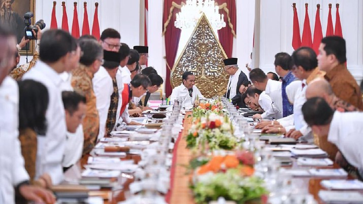 'Drama' Wamen di Istana, Asing Masuk Rp 121 M Pagi Ini