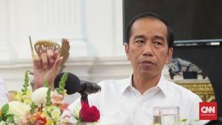 Jokowi Perintahkan Pembuat Desa 'Siluman' Ditangkap