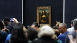Demi Tekan Jumlah Kunjungan, Museum Louvre Jual Tiket Online