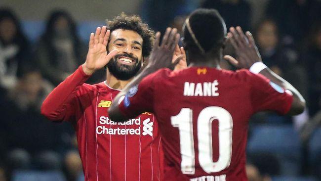 Liverpool vs Genk, 'Si Merah' Tak Pernah Kalah Sejak 2014