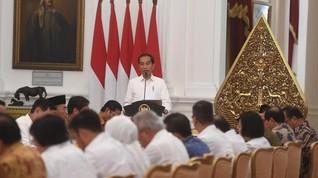 Jokowi Restui Permintaan Erick Tohir soal Tiga Wamen BUMN