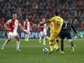 Hasil Liga Champions: Barcelona Susah Payah Kalahkan Slavia