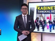 Begini Jurus Kabinet Jokowi Tangkal Resesi Ekonomi
