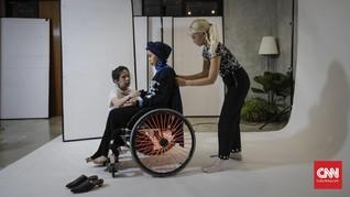 Bangun Kesadaran, Perempuan Disabilitas AS Rilis Lini Busana