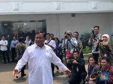Jokowi Tancap Gas, Prabowo-Nadiem Cs Merapat ke Istana!