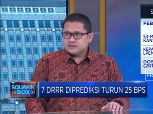 Nantikan Hasil RDG, Ekonom Prediksi BI-7DRR Turun 25 Bps