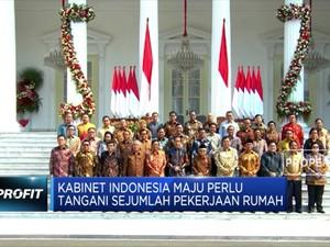 Kabinet Indonesia Maju Terbentuk, Tugas Berat Menanti
