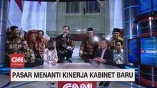VIDEO: Pasar Menanti Kinerja Kabinet Baru