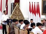 Giliran Batu Bara Disorot, Jokowi: Jangan Ekspor Bahan Mentah