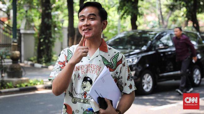 Temui Megawati, Gibran Bawa Dokumen Pencalonan Wali Kota Solo