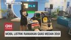 VIDEO: Mobil Listrik Ramaikan GIIAS Medan 2019
