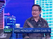 Investor Asing Masuk Pasar, IHSG Kembali Menguat
