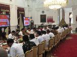 Pesan Jokowi ke Kabinet Baru: Ciptakan Lapangan Pekerjaan