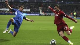 Genk vs Liverpool: The Reds Cetak 200 Gol di Liga Champions