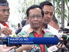 Jokowi Beri Hak Veto Kepada Menteri Koordinator