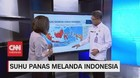 VIDEO: Suhu Panas Akan Melanda Indonesia Seminggu Kedepan