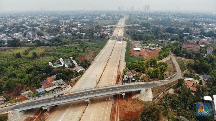 Jalan tol ditargetkan bertambah 2.500 Km dalam lima tahun ke depan.