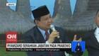 VIDEO: Momen Ryamizard Serahkan Jabatan ke Prabowo