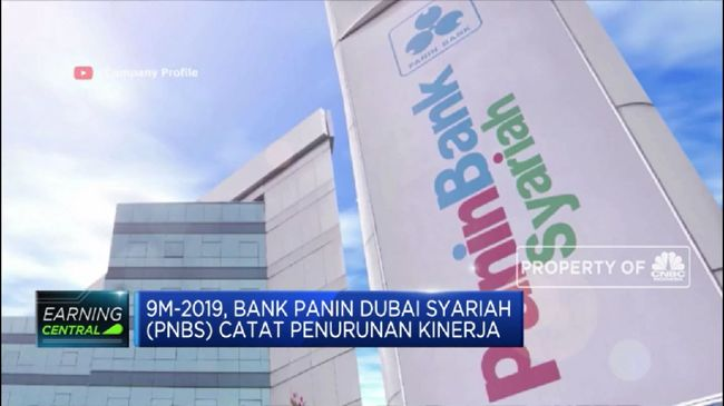 PNBS Laba Bank Panin Dubai Syariah Terpangkas 29,7%
