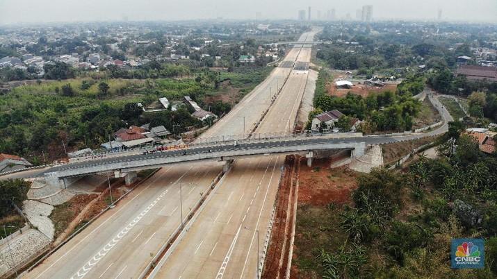Pembangunan tol yang melibatkan swasta masih rendah pada periode pertama Jokowi.