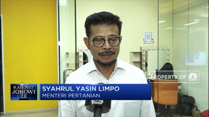 Banyak penghargaan yang telah diraih oleh Syahrul Yasin Limpo terutama di bidang pertanian dan pangan.