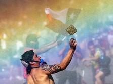 Negara Kaya di Amerika Latin Ini Porak-poranda Karena Demo