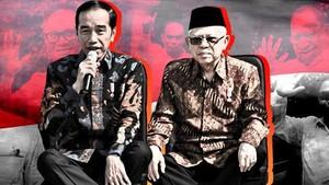 12 Wamen Pilihan Jokowi