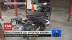 VIDEO: Pelaku Curanmor Jual Motor Pada Korbannya