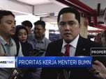 Jiwasraya Hingga Kereta Cepat Prioritas Kerja Menteri BUMN