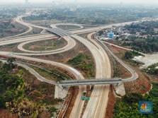 Top! Tol Kunciran- Serpong Siap Diresmikan Jokowi Besok
