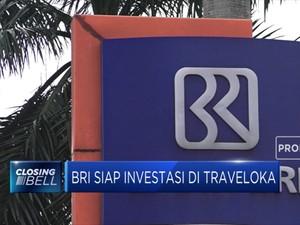 BRI Siap Investasi di Traveloka
