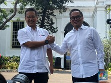 Sah! Kartika dan Budi G Sadikin Jadi Wakil Erick Thohir