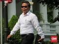 Tokoh Dayak Alue Dohong Ditunjuk Jokowi jadi Wamen LHK