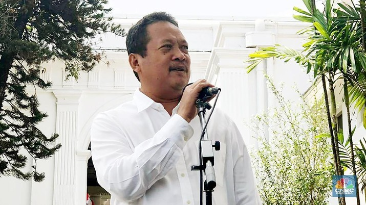 Menteri Pertahanan Prabowo Subianto buka suara perihal penunjukkan Sakti Wahyu Trenggono sebagai Wakil Menteri Pertahanan.