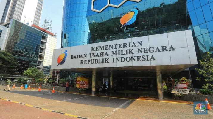 Demikian dikatakan pelaksana tugas Direktur Utama PT Garuda Indonesia (Persero) Tbk Fuad Rizal di kantor Kementerian BUMN, Jakarta, Kamis (9/1/2020).