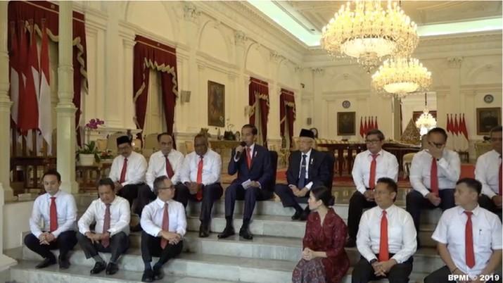 Jokowi Bakal Nambah 6 Wakil Menteri Lagi?
