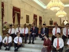 Ekonom Mahendra Siregar Resmi Jadi Wamenlu, Ini Kata Jokowi