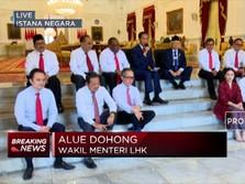 Ini Dia Wajah Wakil Menteri Kabinet Jokowi