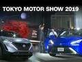 VIDEO: Mobil-mobil Masa Depan di Tokyo Motor Show 2019