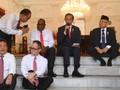 Jokowi Soal Pertumbuhan Ekonomi: Jangan Terlihat Tertekan