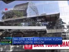 Laba Bersih Bank Yudha Bhakti Anjlok!