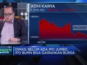 Menilik Rencana Entitas BUMN Untuk IPO
