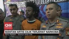 VIDEO: Mantan Artis Sinetron Si Madun Ditangkap Kasus Narkoba